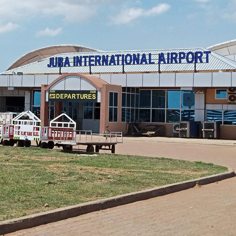 JIA - Juba International Airport